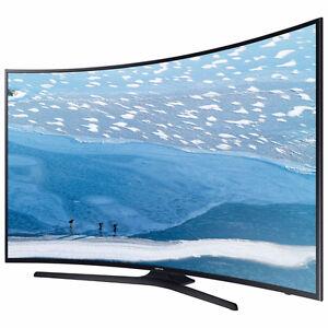 Samsung UN65KU6490 65-in. Smart Curved 4K UHD LED TV