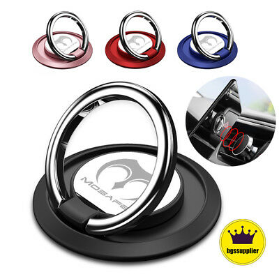 Universal Plates (Universal 360° Finger Ring Mosafe® Cell Phone Holder Stand Magnetic Metal Plate)
