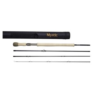 Mystic M series switch rod fly fishing rod, 8 weight
