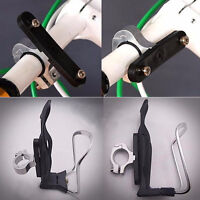 Handlebar Mount Portable Fad Bike Cycling Clamp Water Cup Bottle