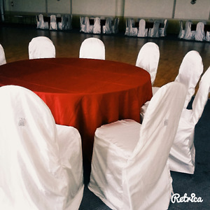 Assortment of Chair Covers for Sale!