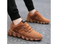 Suede Lace Up Trainers ON SALE