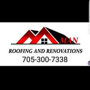 Professional Roofing/Affordable Price Peterborough Peterborough Area image 1