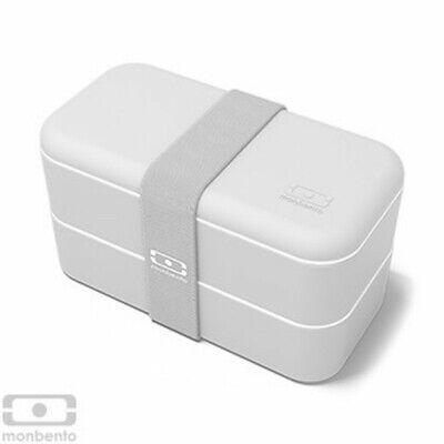 Monbento MB Original Bento grau coton Lunchbox Lunch Box BPA-frei Brotzeitdose