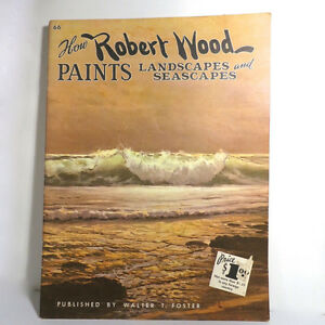 Lot 5 How to Paint Books Walter Foster #15, 52,63,66, 67 Portrai Kitchener / Waterloo Kitchener Area image 2