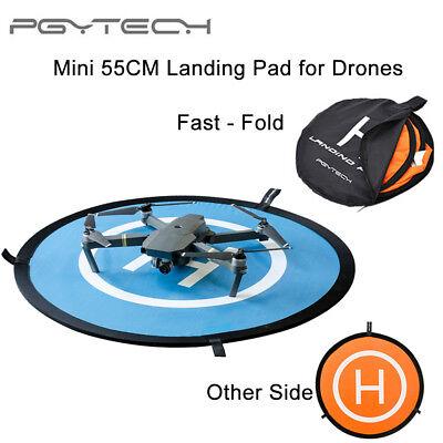 PGYTECH Landing Pad Helipad Fast-fold para DJI Mavic Pro Spark Drone Universal