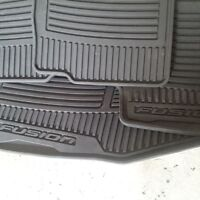 2014 Ford Fusion Mats