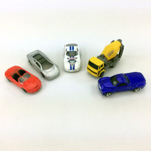 Lot 5 Maisto Diecast Cars & Truck Marvel Punisher Jaguar Mustang