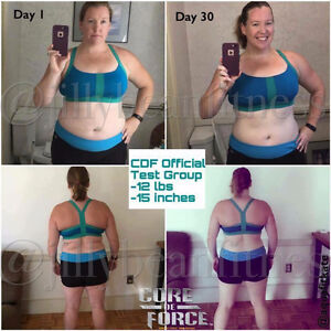 Core De Force is Here! - Why Wait Until 2017? To get healthy! St. John's Newfoundland image 5