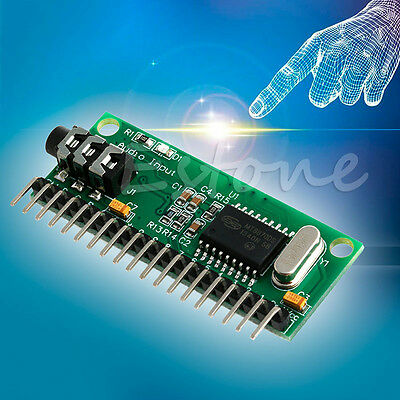 16Ch MT8870 DTMF Decoder Module MultiFunction Voice Audio for Arduino Phone GPRS