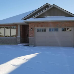 Brand new bungalow house for RENT in BELLEVILLE- 3 BEDROOMS