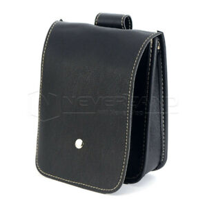 Bike PU Leather Saddle Tool Panier Holster Bag