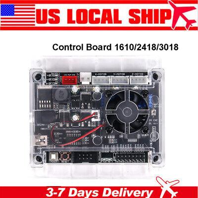 3 Axis Grbl Cnc Router Engraving Machine Usb Port Cnc 3018 Control Board V3.4