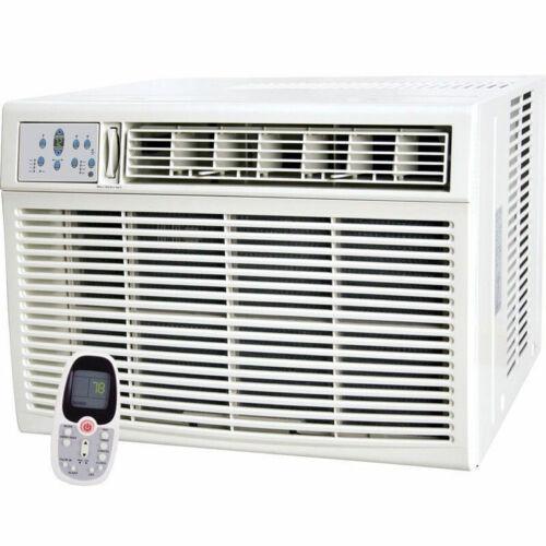 25,000 BTU Window Air Conditioner Room - HEATER, 24000 BTU - 2 TON AC w/ remote