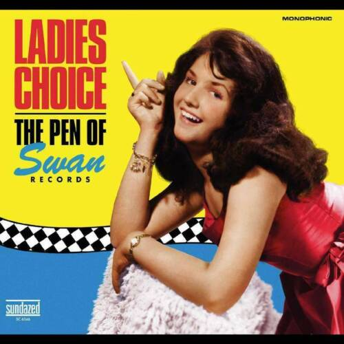 Ladies Choice: The Pen of Swan LP Record Store Day RSD 2021 Mono Color Vinyl NEW