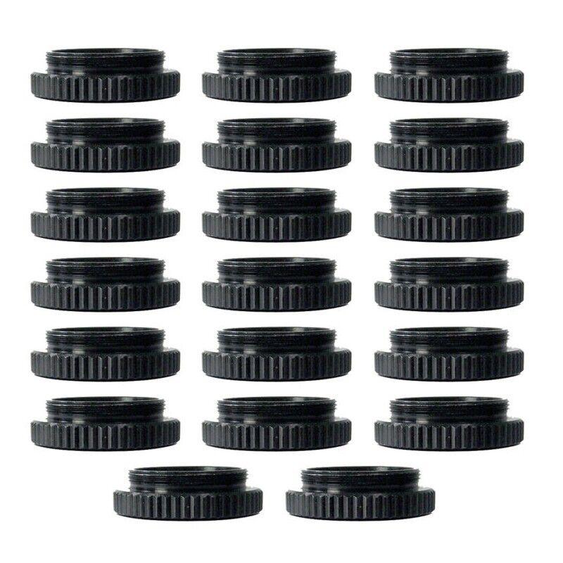 20 x METAL CS MOUNT LENS TO C MOUNT RING ADAPTER