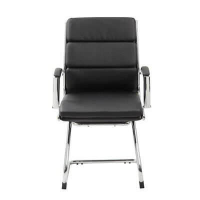 Boss Office Caressoftplus Executive Guest Chair In Black