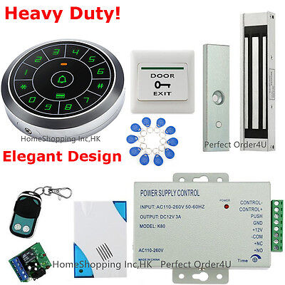 Waterproof RFID Card and Password Access Control System+Waterproof Magnetic Lock