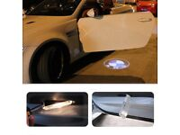 *** BARGAIN LOOK LED car door light BMW Projector Puddle Shadow Laser Light Lamp Logo ***