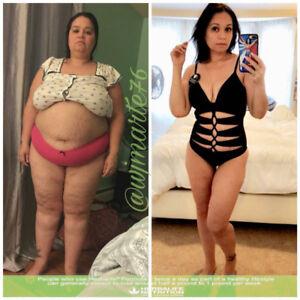 4 week challenge to lose weight!