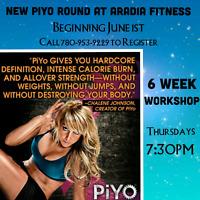 6 Week Piyo Workshop