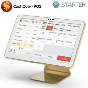 WOW 40% OFF ! POS TOUCH ELECTRONIC CASHIER SYSTEM -NEW- POINT OF SALE  FULLY EQUIPED - FREE SHIPPING- 1 Y GUARANTEE