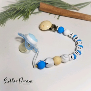Personalized pacifierclip Teethers and much more
