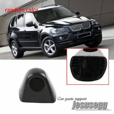 1Pcs Right Side Headlight Washer Cover Cap Unpainted For BMW X5 E53 61677145236