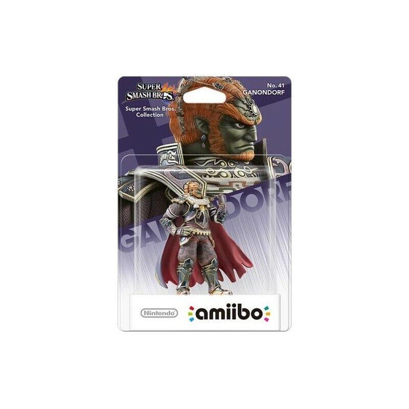 Amiibo Smash Ganondorf NUEVO