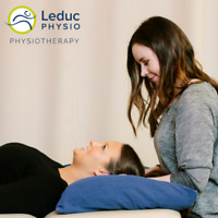 Helping Build a Better You;  Leduc Physio