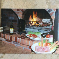 Fireplace Rotisserie from Italy