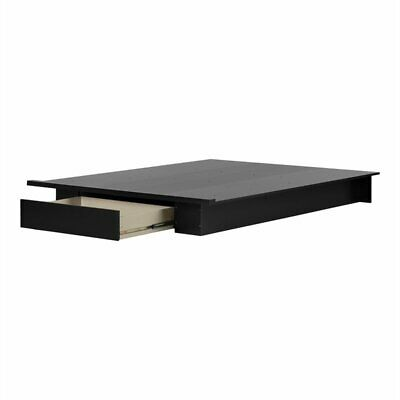 Full/Queen Platform Bed  drawer