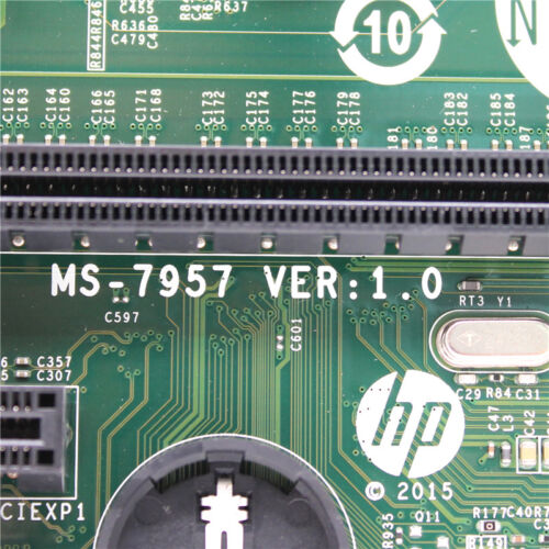 Mainboard for HP ProDesk 490 G3 MT MS-7957 H170 LGA1151 793741-001 793305-001
