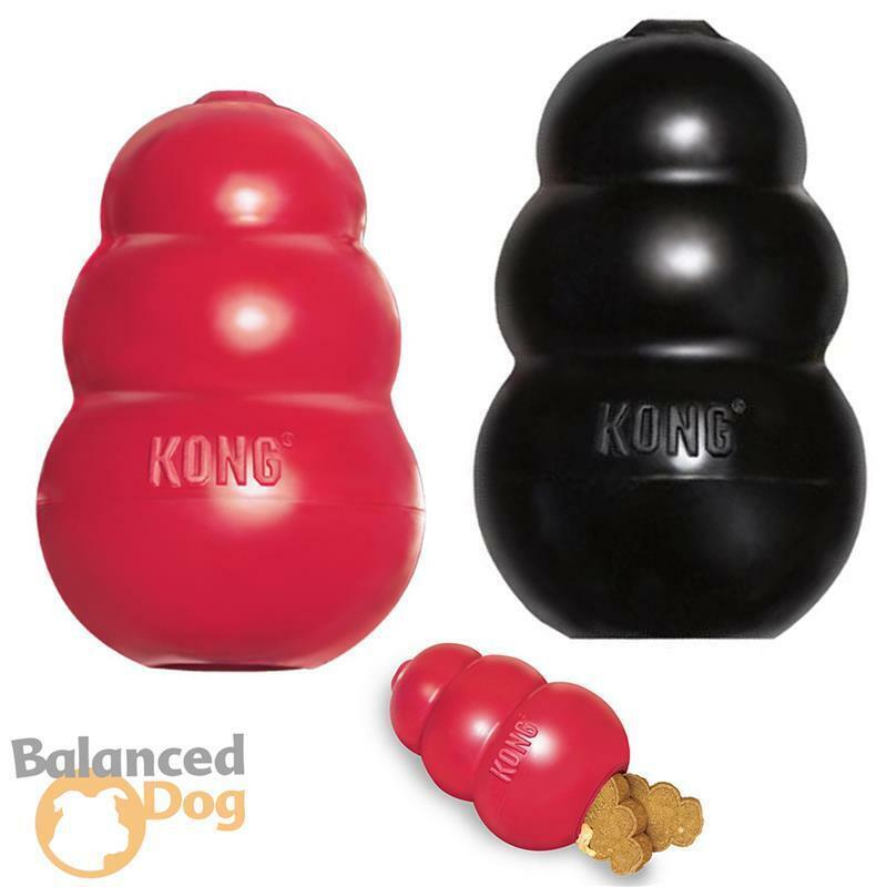 KONG Classic/Extreme div.Größen Hundespielzeug Kauspielzeug befüllbar Naturkau.