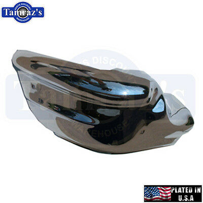 1957 Chevy Bel Air Right Front End Bumper RH USA Plated Front End Bumper Plate