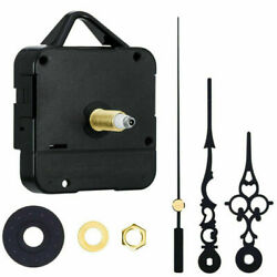 Replacement Quartz Wall Clock Movement Mechanism Motor Repair Tool Part Kit USA