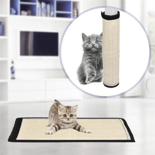 Cat Scratch Board Cat Toy Kitten Scratcher Mat Pad Interacti