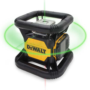 20V Lithium-Ion Green Rotary Laser Level for $1415.00