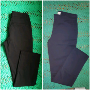 Gap Dress Pants ~ size 2R Straight Khaki