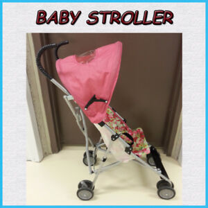 LIGHT WEIGHT EASY TO COLLAPSE BABY STROLLER