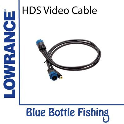 NEW Lowrance HDS Video Adapter Cable from Blue Bottle Marine