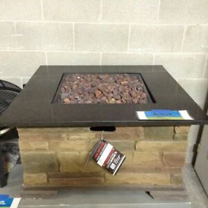 New propane gas fire pit for sale