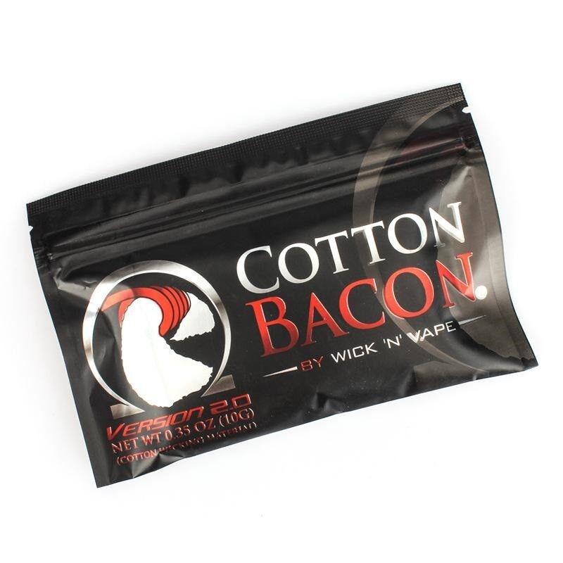 Cotton Bacon V2 Baumwollwatte Wickelwatte für Selbstwickler Sparpack