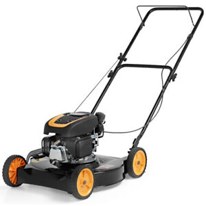 New Poulan Pro 20 in. 120cc Power Series Gas Lawnmower PR120N20S