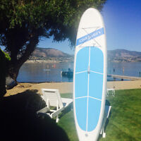 Inflatable Standup Paddle Board Complete Package