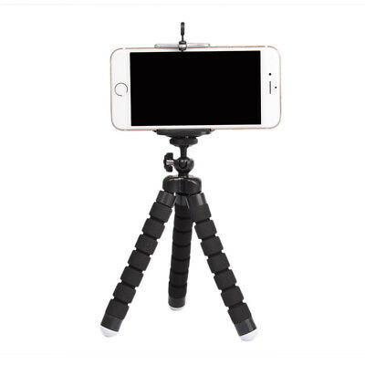 Tripod Digital Camera Mobile Phone Stand Flexible Grip Octopus Monopod For Gopro