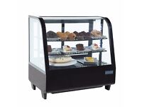 Cake New Refrigerated Showcase Counters Display Chiller