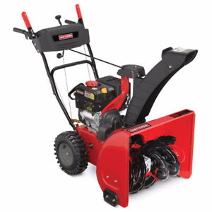 """Craftsman 24"""" Dual Stage Snowblower FOR SALE!"""