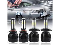 Car HID Headlight Kit 9006 Bulbs with Ballast For Tundra Yaris Tacoma 2000-16 US