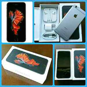 *Like New In Box iPhone 6S 128GB Unlocked+Apple Care+Plus Nov'17